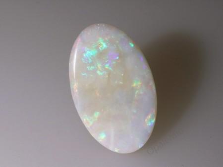 Australian White opal